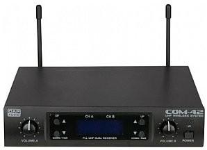 Dap Audio COM-42 Mikrofon bezprzewodowy, zestaw D1464