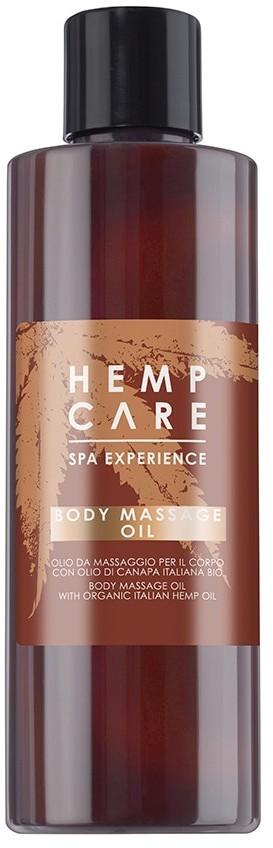 Hemp Care Hemp Care Olejek do masażu ciała 200ml