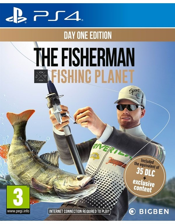 The Fisherman - Fishing Planet (GRA PS4)