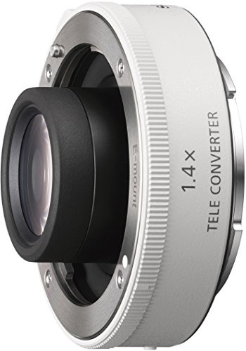 Sony SEL-14TC 1.4X Tele konwerter plików video (odpowiedni do sel70200gm) Biały SEL14TC.SYX