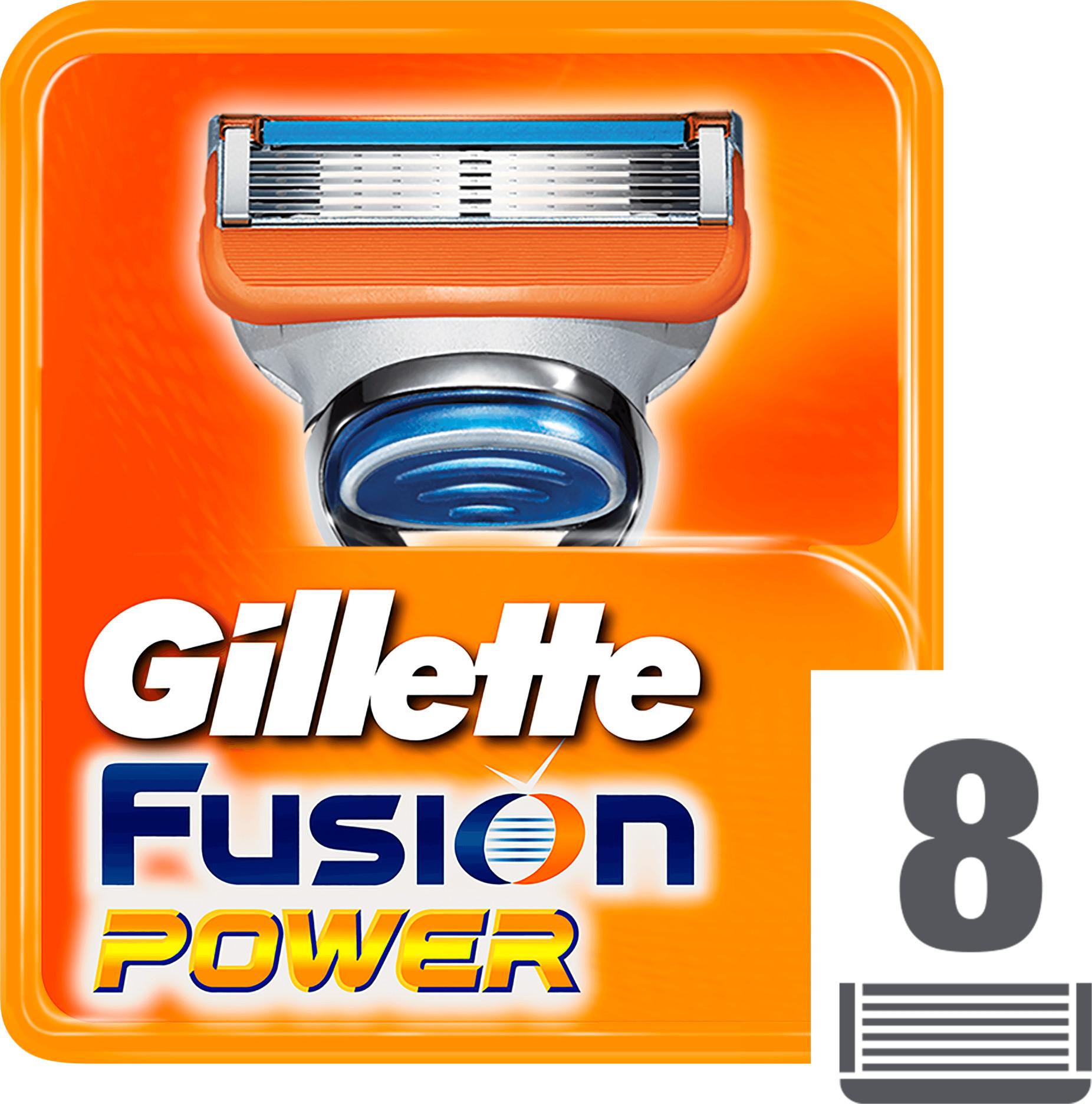Gillette wkłady Fusion Power 8 sztuk