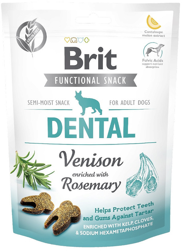 Brit Premium Pies Brit Care Przysmak Functional Snack Dental dla psa op. 150g