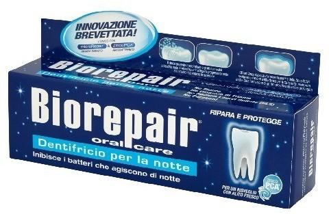 Blanx Biorepair Oral Care Pasta do zębów Night 75ml Biorepair Oral Care Pasta do zębów Night 75ml