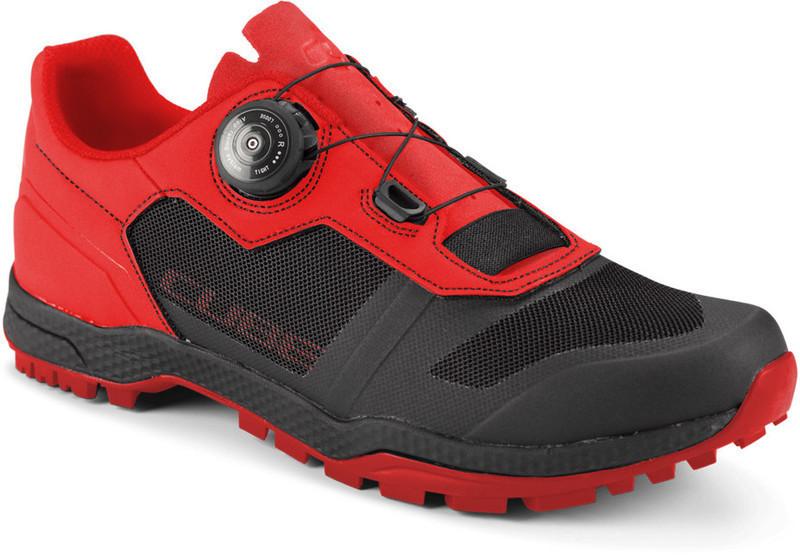 Cube ATX Lynx Pro Buty, black''n''red EU 42 2020 Buty rowerowe 170850250