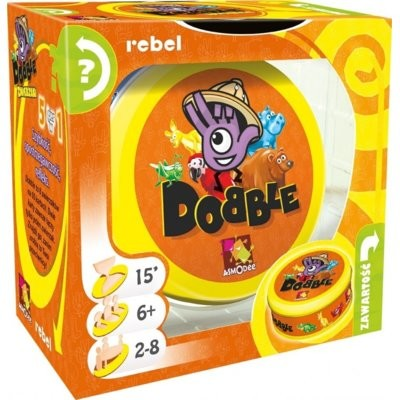 Rebel Dobble Zwierzaki