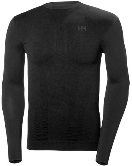 Helly Hansen Koszulka LIFA SEAMLESS CREW MEN black