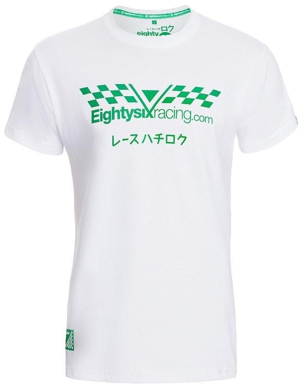PROJEKT 86 Koszulka PROJEKT 86 002WT rozmiar S) Biały