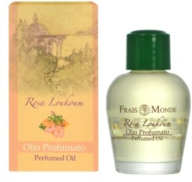 Frais Monde Frais Monde Turkish Delight olejek perfumowany 12 ml dla kobiet 41396