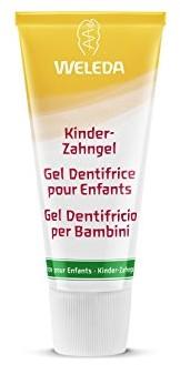 Weleda weleda zębów Gel zestaw szt. Kids 150.0ML, cena/100ML: 11.99EUR WLD00108