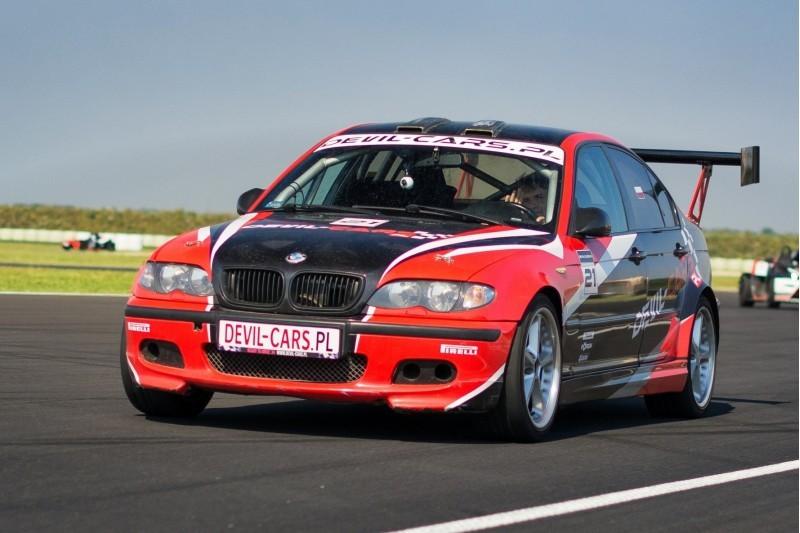 go racing Jazda BMW M3 POWER : Ilość okrążeń - 2, Tor - Tor Olsztyn, Usiądziesz jako - Kierowca
