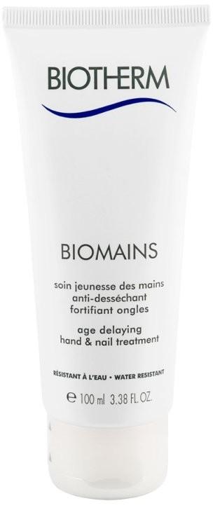 Biotherm Biomains, krem do rąk, 100 ml