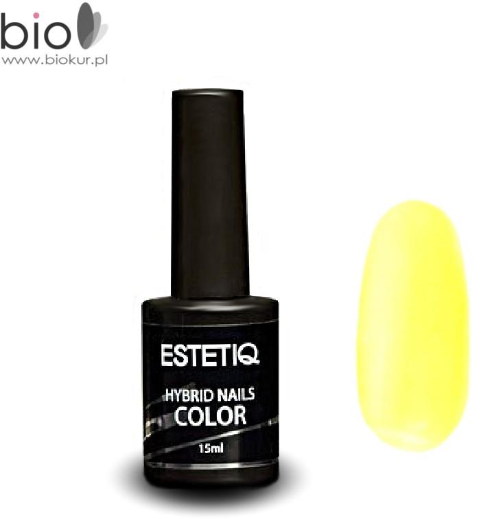 ESTETIQ Lakier Hybrydowy ESTETIQ Color 049 15 ml neonowy) EQ-049
