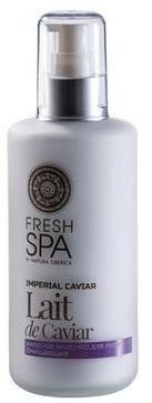 FRESH SPA Fresh Spa Mleko Kawior Mleczko oczyszczające do twarzy Królewski Kawior 200 ml