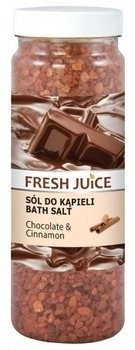 Green Pharmacy Pharm Fresh Juice sól do kąpieli Chocolate&Cinnamon 700g 47127-uniw