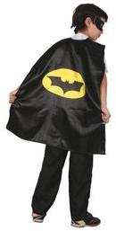 GO Peleryna dla dzieci Batman 120/130 SL-NP12