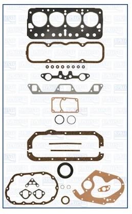 Ajusa Kompletny zestaw uszczelek, silnik 50015600