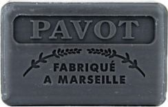 Foufour Mydło marsylskie Mak Opium FFR125-PAV