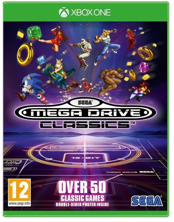 SEGA MegaDrive Classics (GRA XBOX ONE)