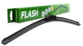 """Flash Wycieraczka płaska FLASH z mocowaniem U-Type 15"""" 380mm D00-3569"""