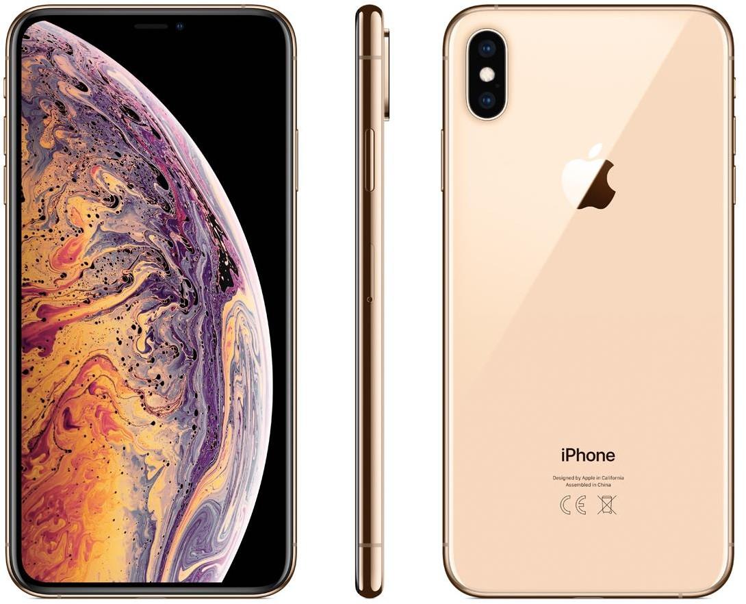 Apple iPhone Xs Max 256GB Złoty (MT582PM/A)