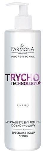 Farmona Professional TRYCHO TECHNOLOGY Specjalistyczny peeling do skóry głowy 200ml TRY0002