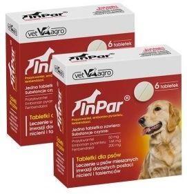 Vet-Agro Vet Agro InPar 2 Tabletki