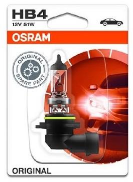 OSRAM HB4 12V 51W P22d