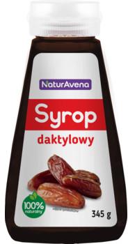 NATURAVENA NATURAVENA SYROP DAKTYLOWY 345G Zakupy dla domu i biura! 52677085