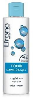 Lirene Tonik nawilżający z ogórkiem, 200 ml 10E07145-01-06