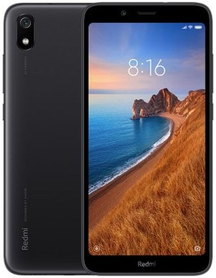 Xiaomi Redmi 7A 32GB Dual Sim Czarny