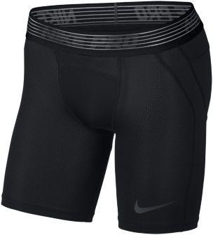 Nike Męskie spodenki treningowe Nike Pro HyperCool - Czerń 888303-010