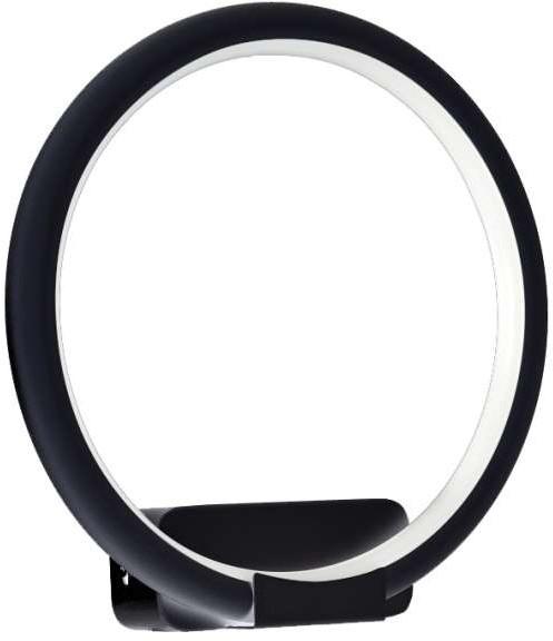Milagro Kinkiet LAMPA ścienna ORION 500 okrągła OPRAWA LED 10W pierścień ring biały 500