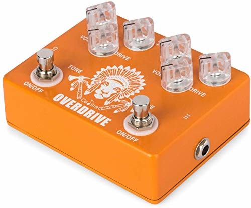Caline Caline CP-70 High Chief Dual Overdrive CP70