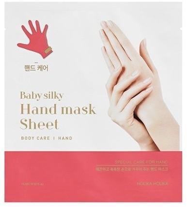 Holika Baby Silky Hand Mask Sheet 79867-uniw