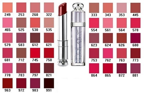 Dior Christian Christian Addict Lipstick pomadka do ust 771 Passionnee 3,5g