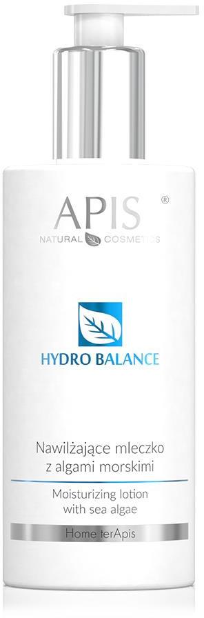 APIS Professional APIS Home Mleczko Nawilżające Z Algami Morskimi 300ml 6069_300