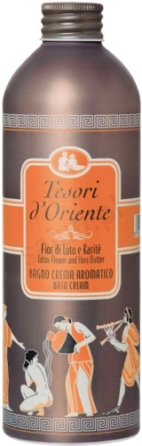 Tesori d'Oriente Kwiat Lotosu - Płyn do kąpieli (500 ml) 893C-5459F_20111017194616