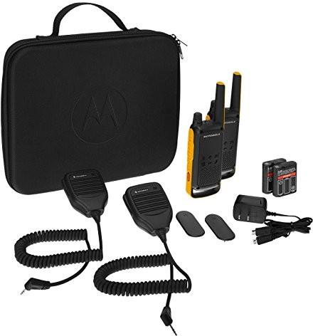 Motorola TLKR T82Extreme RSM PMR urządzenie radiowe B8P00811YDZMAG