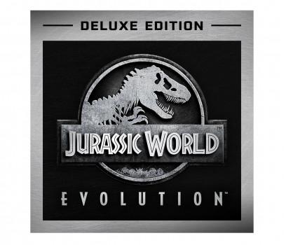 Jurassic World Evolution (Deluxe Edition) Steam Key GLOBAL