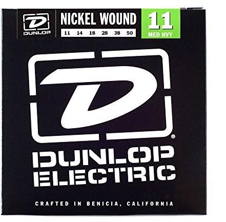 Dunlop DL komplet STR 011/050STR 011/05011050średni Heavy 38120115011