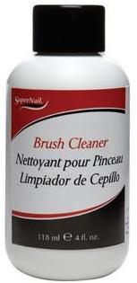 SUPERNAIL Brush Cleaner - preparat do czyszczenia pędzli 118 ml export-257-0