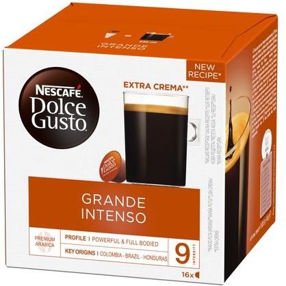 Nescafe DOLCE GUSTO DOLCE GUSTO Grande Intenso 16 kapsułek |