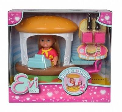 Simba Toys Evi w burgerowni 105733050