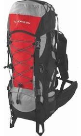 3657242c743be Loap Plecaki turystyczne Eiger turystyczny 50+10 l Szary Czerwony