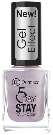 Dermacol 5 Day Stay Gel Effect 31 Bijoux Lakier do paznokci 12 ml 81355
