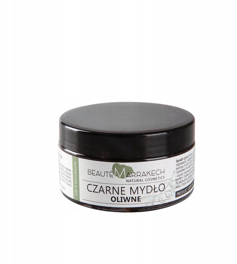 Savon Noir Beaute Marrakech Czarne Mydło 300 g