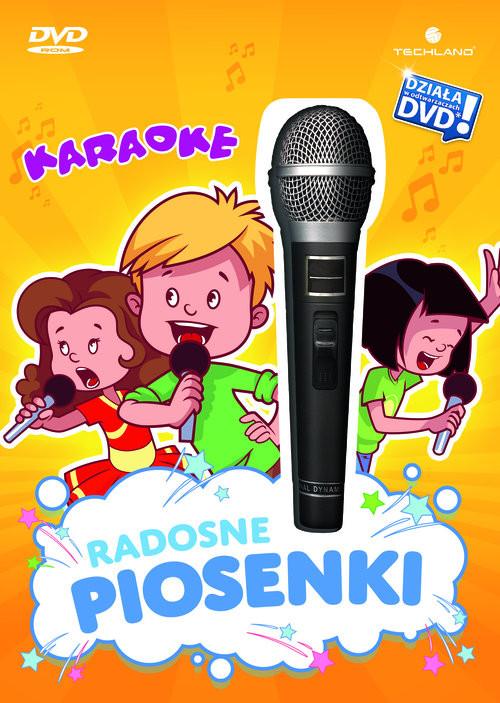 Techland Karaoke Radosne Piosenki - natychmiastowa wysyłka !!!