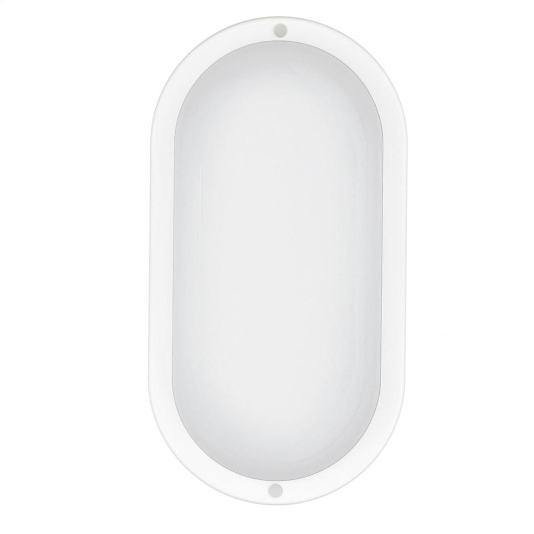 Platinet PLATINET ARIES BULKHEAD LAMP 20W 4K OVAL IP54 [44830] PL-BO204K