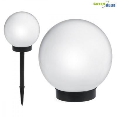 GreenBlue GreenBlue Solarna lampa ogrodowa kula GB121 GB121