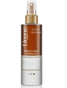 Dr Irena Eris Brązująca mgiełka do ciała - Bronze Collection Self-Tanning Spray Brązująca mgiełka do ciała - Bronze Collection Self-Tanning Spray